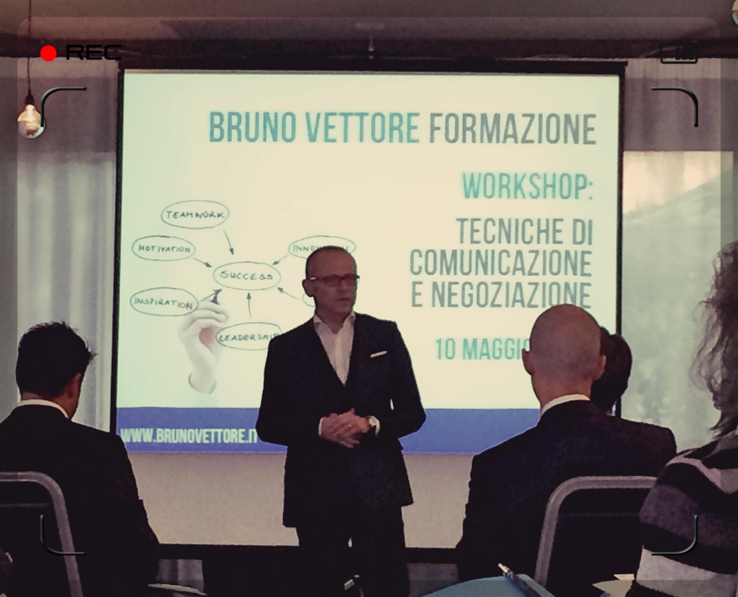 Workshop Bruno Vettore