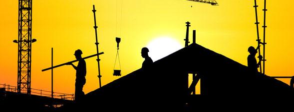 Settore edilizia, ripresa economica in Italia 2015