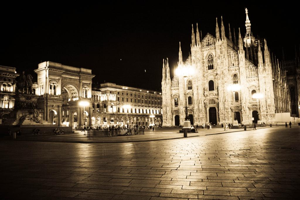 Milano, capitale dell'immobiliare italiano 2015
